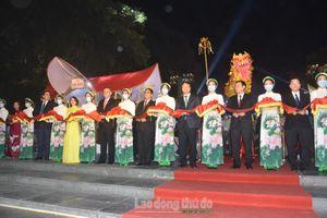 Gần 100 gian hàng tham gia Tuần hàng 'Made in Vietnam – Tinh hoa Việt Nam'