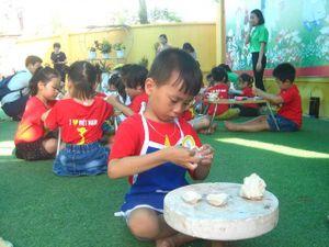 Chương trình giáo dục mầm non sau năm 2020: Thay đổi để phù hợp hơn