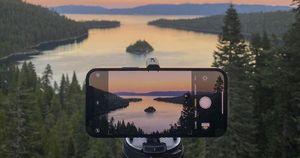 Mãn nhãn với bộ ảnh và video từ iPhone 12 Pro: Khả năng quay chụp phong cảnh xứng tầm 'siêu phẩm'!