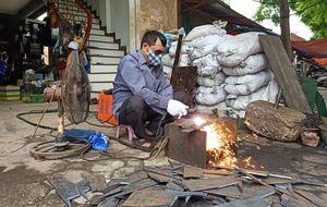 Làng nghề rèn Đa Sỹ: Tìm giải pháp bảo đảm an toàn lao động