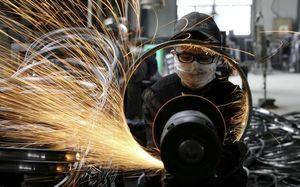Giảm phát nghiêm trọng tại các nhà máy Trung Quốc