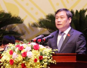Dành thời gian khắc phục hậu quả mưa lũ, Đại hội Đảng bộ tỉnh Quảng Bình chỉ diễn ra trong 1 ngày