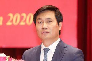 Thứ trưởng Bộ Xây dựng làm Phó bí thư tỉnh Quảng Ninh