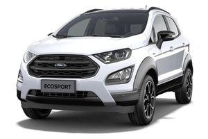 SUV cỡ B giá rẻ Ford EcoSport Active 2021 'lộ hàng'