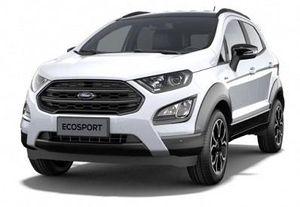 Ford EcoSport 'rò rỉ' phiên bản Active 2021 với công suất 125 mã lực
