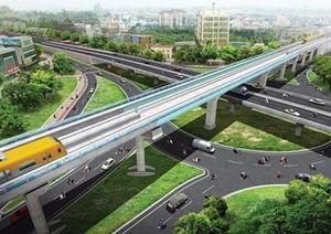 Lập Hội đồng thẩm định Báo cáo NCTKT Dự án đường sắt đô thị TP Hà Nội tuyến số 5