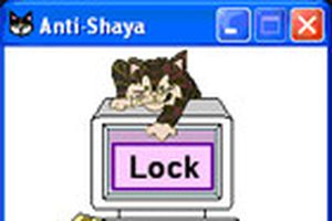 Ngăn chặn sự nghịch phá của trẻ trên máy tính với Anti-Shaya