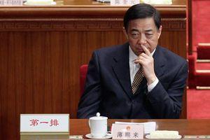 Bí thư Trùng Khánh bất ngờ mất chức