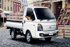 Hyundai tung New Porter 150, thị trường xe tải nhẹ thêm sôi động