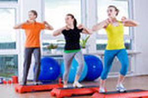 Tập fitness giúp giảm nguy cơ cao huyết áp