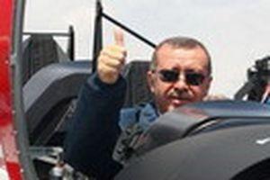 Syria tưởng máy bay Thổ Nhĩ Kỳ là của Israel