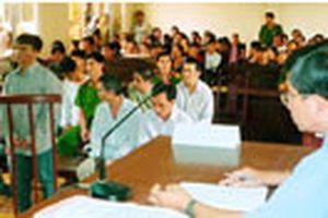 Băng giang hồ 'khét tiếng' Bạc Liêu lãnh án tù
