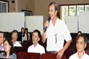 Cần định chuẩn cách dùng tiếng Việt