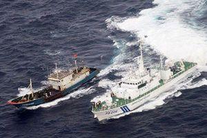 Nhật bắt thuyền trưởng Trung Quốc