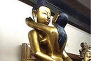 Tượng Phật 'lạ' dưới góc nhìn của giáo sư Mật tông nước ngoài