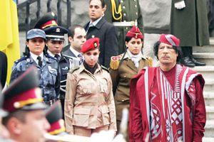 Cuộc sống trụy lạc của ông Gaddafi qua lời kể của cựu nô lệ tình dục