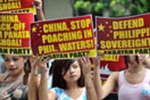 Dân Philippines sắp 'biểu tình toàn cầu' chống Trung Quốc
