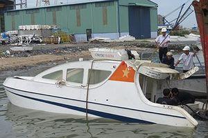 Đề nghị khởi tố vụ chìm tàu ở Cần Giờ