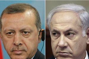 Đằng sau vụ Thổ Nhĩ Kỳ 'bán đứng' gián điệp Israel