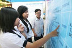 ĐH Tài nguyên môi trường TP.HCM tuyển 2.700 chỉ tiêu dự kiến