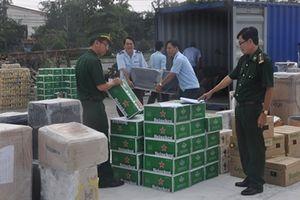 Biên phòng Cửa khẩu cảng TP Hồ Chí Minh lập chiến công lớn đầu năm