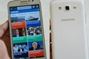 Samsung bắt đầu bán Galaxy Grand 2