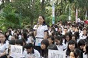 Khai mạc chương trình 'Tư vấn mùa thi 2014'