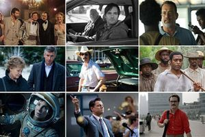 Nhìn lại 9 đề cử phim hay nhất của Oscar 2014