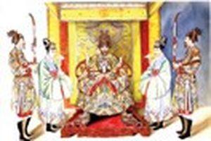Huy hoàng đại lễ phục nhà Nguyễn