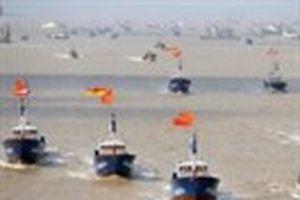 Trung Quốc lại ngang ngược bắt giữ tàu cá trên biển Đông