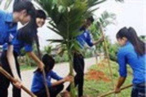 Ra quân 'Năm thanh niên tình nguyện'