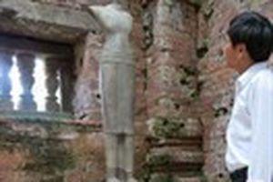Cổ Vật Kỳ Duyên: Tìm chân cho tượng Shiva