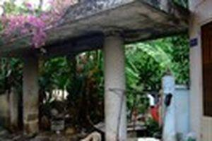 Di tích khảo cổ quốc gia thành bãi rác