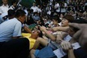 Hồng Kông: Biểu tình đòi dân chủ, hơn 500 người bị bắt