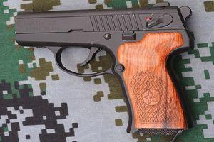 Lộ diện súng ngắn dành cho tướng lĩnh Trung Quốc
