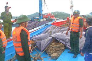 BĐBP Khánh Hòa giúp dân chủ động ứng phó với bão số 4