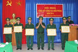BĐBP Tiền Giang chống buôn lậu, gian lận thương mại có hiệu quả