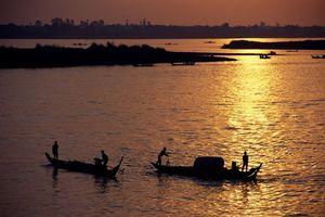 Campuchia sắp hoàn thành cầu dài nhất qua sông Mekong