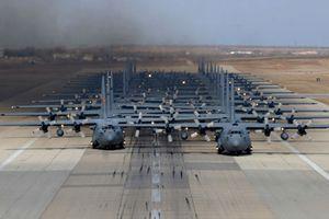 Top 10 máy bay quân sự đông đảo nhất thế giới