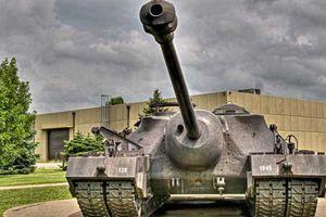 Tường tận xe tăng hạng nặng của Mỹ trong CTTG 2