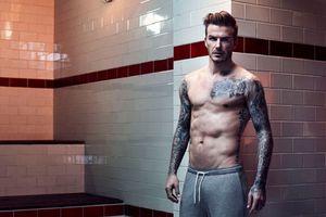 Soi giá chát các hình xăm trên cơ thể Beckham