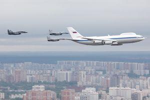 Pháo đài bay 'ngày tận thế' của Nga