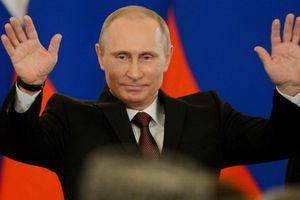 Tổng thống Putin là 1 trong 100 nhà tư tưởng hàng đầu thế giới 2015