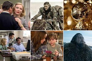 Danh sách đề cử Quả cầu vàng 2016: mong chờ và bất ngờ