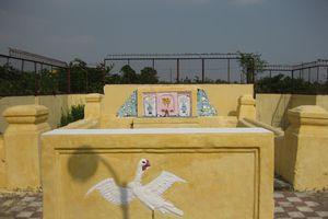 Kỳ bí lăng mộ cổ: Tướng quân trong Lăng Thành hoàng ở Thủ Thiêm?
