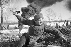Ảnh kinh hoàng trận chiến khủng khiếp Stalingrad