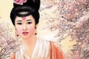 Các mỹ nhân đẹp 'điên đảo' của Trung Quốc thời xưa