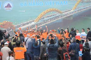 Đoàn thuyền đua Clipper rời Đà Nẵng đi Thanh Đảo, Trung Quốc
