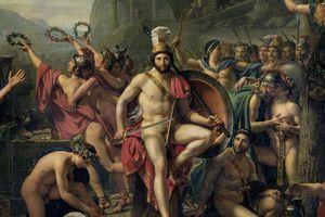 Cuộc đời vĩ đại của vị vua thần thánh người Sparta
