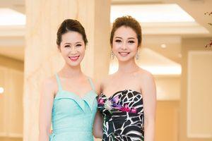 Jennifer Phạm, Dương Thùy Linh lộng lẫy ra mắt Hoa hậu Bản sắc Việt toàn cầu 2016